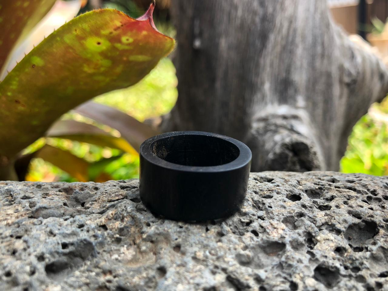 Agarwood Ring Pontianak Kalimantan Grade Sink