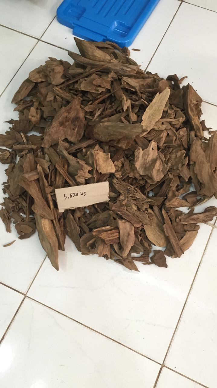 Agarwood Burn Chip Ambon Grade Super